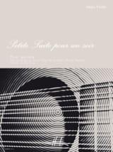 Alain Vérité - Small Suite for a Evening - Sheet Music - di-arezzo.com