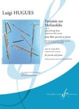 Fantaisie sur Mefistofelès Op.104 Luigi Hugues laflutedepan.com