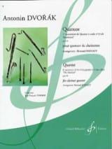 Antonin Dvorak - 1er Mouvement du Quatuor Opus 96 - Partition - di-arezzo.fr