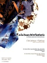 Weinachtsfantasie Partition Trios - laflutedepan.com