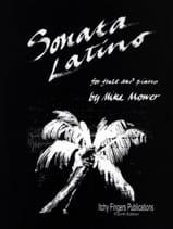 Mike Mower - Sonata Latino - Partition - di-arezzo.fr