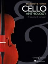 - The Boosey & Hawkes Cello Anthology - Partition - di-arezzo.fr