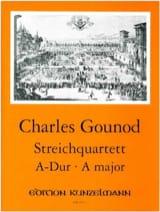 Charles Gounod - String Quartet In the Maj. - Sheet Music - di-arezzo.co.uk