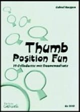 Gabriel Koeppen - Thumb Position Fun - Partition - di-arezzo.fr