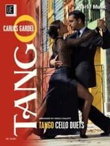 Tango Cello Duets Carlos Gardel Partition laflutedepan.com