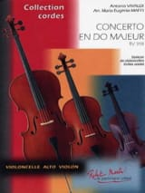 VIVALDI - Concerto En Do Maj. Rv.398 - Partition - di-arezzo.fr