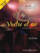 Astor Piazzolla - Vuelvo Al Sur - Guitar - Sheet Music - di-arezzo.com