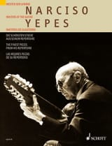 Narciso Yepes - The most beautiful parts of its directory - Sheet Music - di-arezzo.com