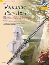 Romantic Play-Along For Flute Partition laflutedepan.com