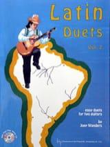 Latin Duets Vol 2 - Book Joep Wanders Partition laflutedepan