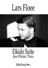 Elkido Suite Lars Floee Partition Flûte traversière - laflutedepan.com