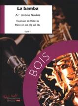 Jérôme Naulais - La Bamba - Arrgt. Flûtes - Partition - di-arezzo.fr