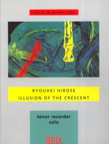 Ryohei Hirose - Illusion Of The Crescent - Sheet Music - di-arezzo.co.uk