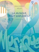 La Musique Tout Simplement - Volume 8 laflutedepan.com