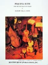 Pequena Suite Heitor Villa-Lobos Partition laflutedepan.com