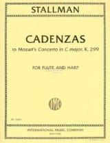 Cadenzas (Concerto Mozart Kv 299) laflutedepan.com