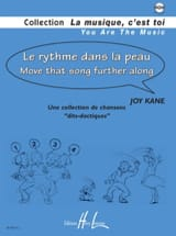 Joy Kane - Rhythm in the Skin - Sheet Music - di-arezzo.co.uk