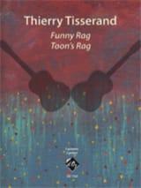 Funny Rag / Toon's Rag Thierry Tisserand Partition laflutedepan.com