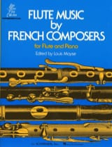 Flute Music by French Composers Partition laflutedepan.com