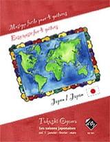 Les Saisons Japonaises Volume 1 - Takashi Ogawa - laflutedepan.com