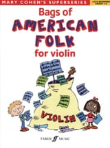 Bags Of American Folk Mary Cohen Partition Violon - laflutedepan.com