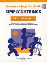 - Suite Caribeña - Simply Four Strings Rom - Partitura - di-arezzo.es