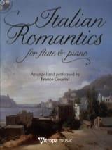 Italian Romantics Partition Flûte traversière - laflutedepan.com