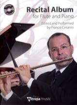 Recital Album Partition Flûte traversière - laflutedepan.com