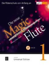 Die Neue Magic Flute Volume 1 Barbara Gisler-Haase laflutedepan.com