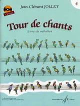 Tour de Chants Volume 4 - Jean-Clément Jollet laflutedepan.com
