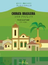 Celso Machado - Chorata Brasileira - Sheet Music - di-arezzo.co.uk