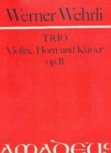 Trio Op. 11 Für Horn, Violine Und Klavier laflutedepan.com