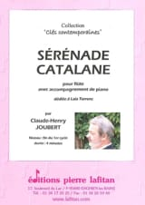 Claude-Henry Joubert - Catalan serenade - Sheet Music - di-arezzo.com
