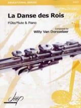 La Danse des Rois Willy Van Dorsselaer Partition laflutedepan