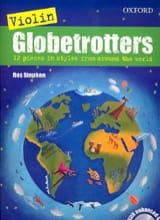 Stephen Ros - Violon Globetrotters - Violon - Partition - di-arezzo.fr