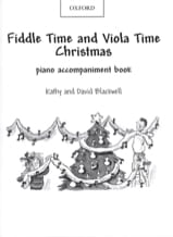 Fiddle Time And Viola Time Christmas - Piano Accompaniment laflutedepan.com
