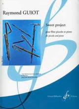Sweet Project Raymond Guiot Partition Flûte à bec - laflutedepan.com