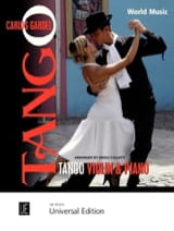 Tango For Violin & Piano Carlos Gardel Partition laflutedepan.com