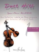 Duet Hits Pour Violon & Violoncelle Jean-Marc Allerme laflutedepan.com