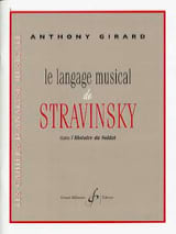 Anthony Girard - The Musical Language of Stravinsky - Book - di-arezzo.com