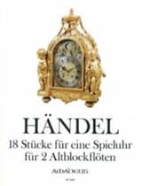 18 Stücke Für Eine Spielhur Für 2 Altblockflöten laflutedepan.com