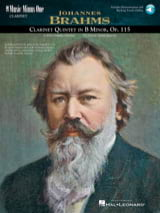 BRAHMS - Clarinet Quintet In Minor Opus 115 - Sheet Music - di-arezzo.co.uk