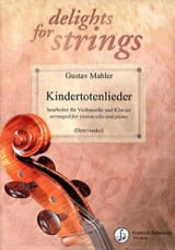 Kindertotenlieder Gustav Mahler Partition laflutedepan.com