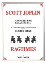 Scott Joplin - 2 Ragtimes - Sheet Music - di-arezzo.com