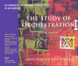 Samuel Adler - Box of 6 Multimedia CDs - The Study Of Orchestration - Book - di-arezzo.com