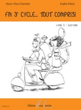 CHARRITAT - PATTEY - FM 3rd Cycle All Inclusive - Book 1 - Reading - Sheet Music - di-arezzo.co.uk