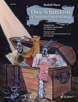 Rudolf Mauz - Duo-Schatzkiste - Partition - di-arezzo.fr