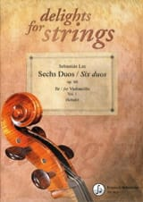 Sebastian Lee - Six Duos Op.60 Volume 1 - 楽譜 - di-arezzo.jp