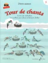 Tour de Chants Volume 5 - Jean-Clément Jollet laflutedepan.com