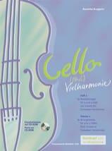 Cello Phil Vielharmonie Volume 2 Roswitha Bruggaier laflutedepan.com